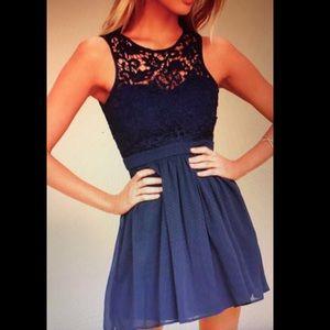 Lulu's Homecoming Dress!!